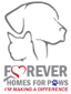 Forever Homes For Paws Inc. logo