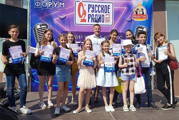 «Русское Радио Саратов» подарило жителям и гостям города праздник детства «Жизнь замечательных детей» - Новости радио OnAir.ru