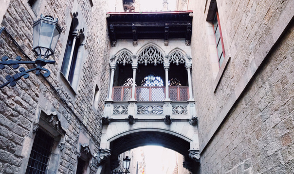 Вечная классика Барселоны. Старый город.