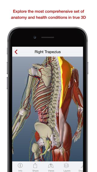 7 Best Ios Anatomy Apps As Of 2018 Slant