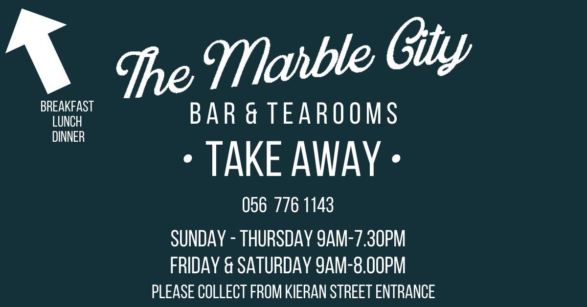 Logo - The Marble City Bar