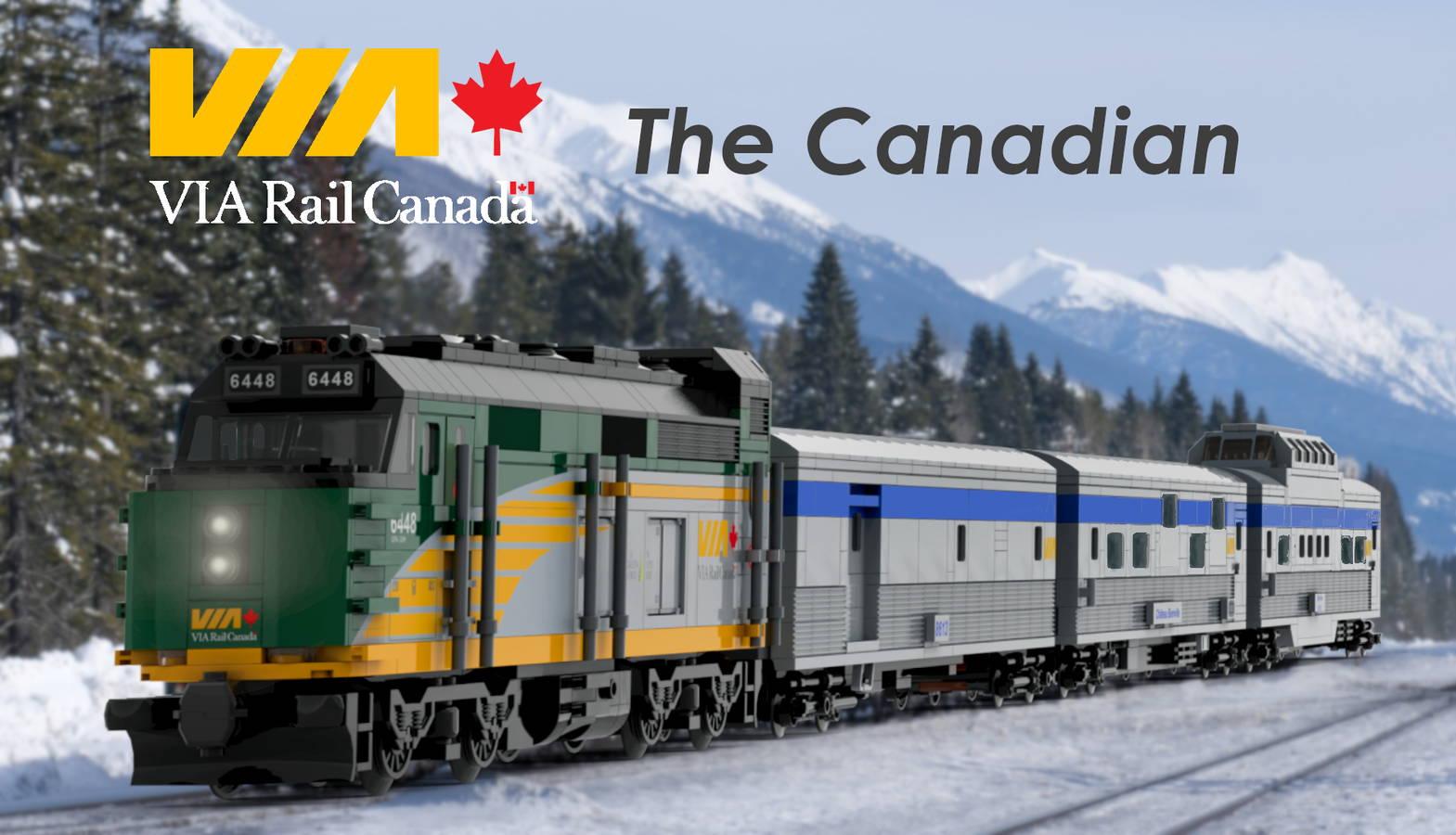 Via Rail Canada- Canadian