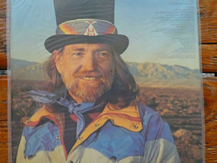 Willie Nelson - Stardust  (Rare) Classic Records original reissue 180G 1990's Sealed