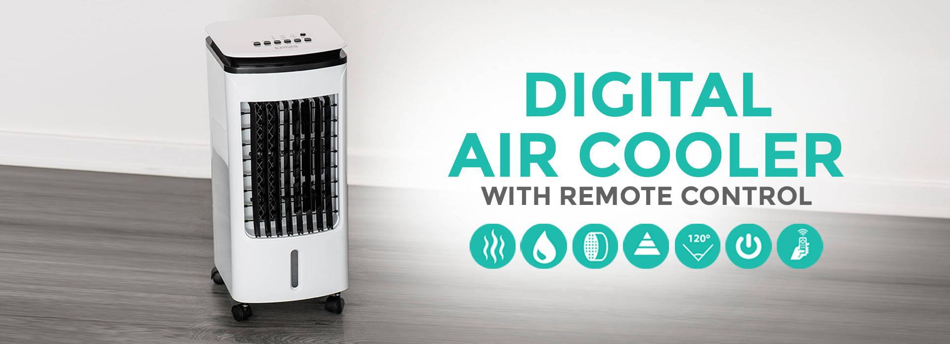 Digital Air Cooler