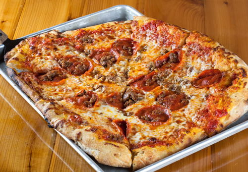 Pizza (Select Locations)