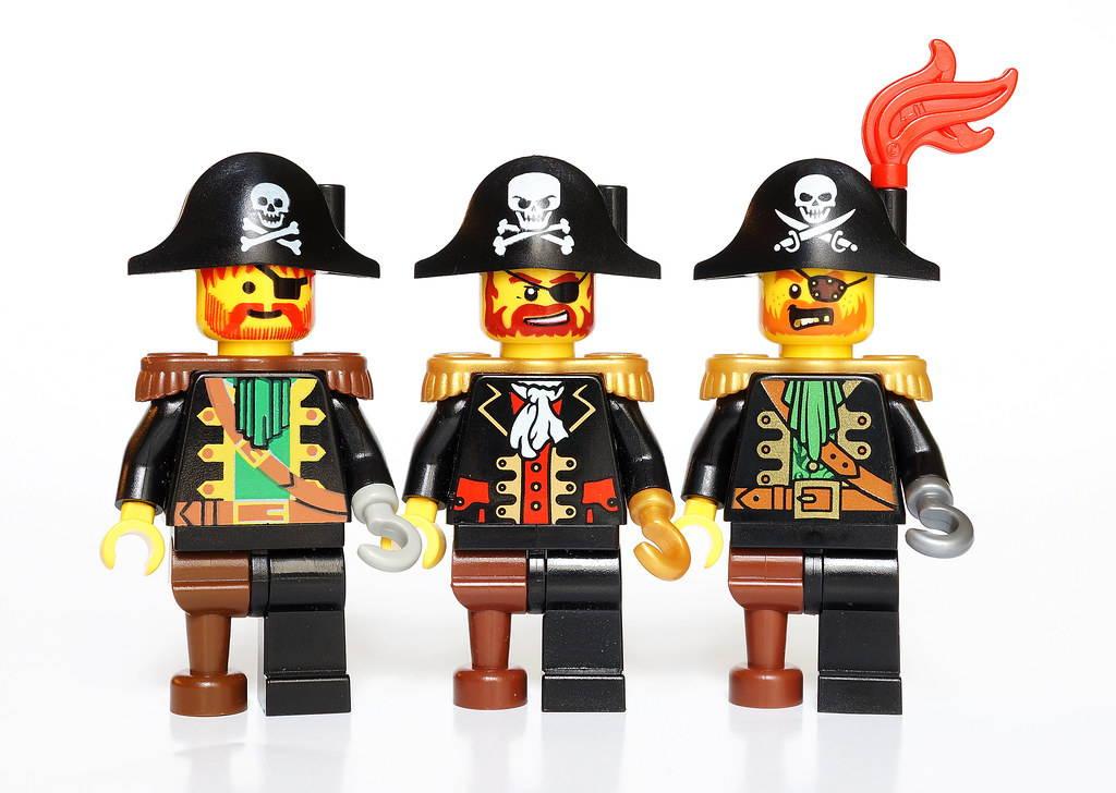 first lego minifigure