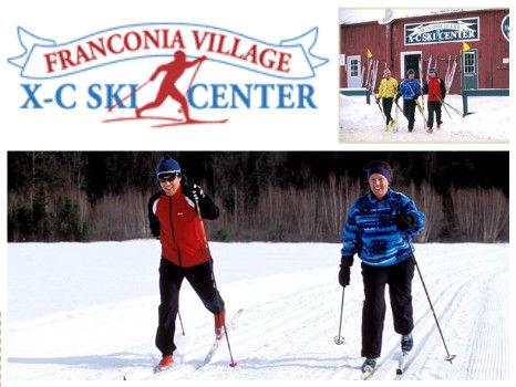 Franconia Inn Cross Country Ski Trails - Two Adult Season Passes