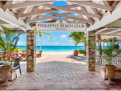 Caribbean Vacation: Pineapple Beach Club Antigua (7-9 Nights)