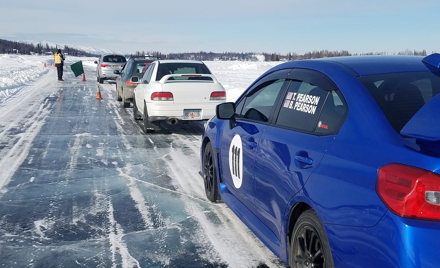 CANCELLED: Alaska SCCA RallyCross Ice Rally #3