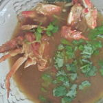 Sour and Spicy Crab Soup / Nandu Resam