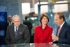 """Elaine Bedel Featured on CNBC's """"Power Lunch"""" in Live Panel Discussion"""