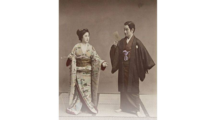 Nara Period Clothing