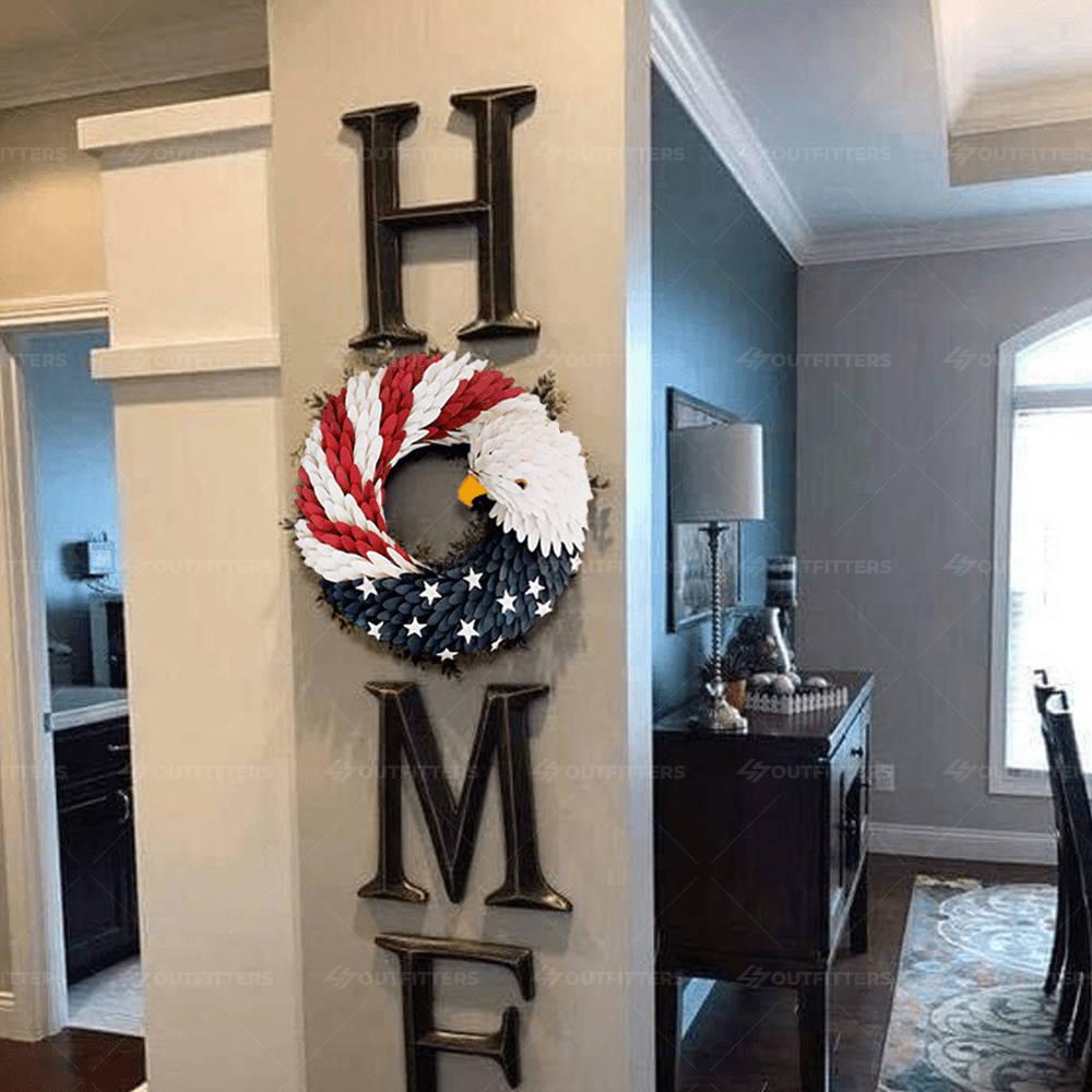 Patriotic Wreath, Patriotic wreaths 2020 Deals, holiday wreath,