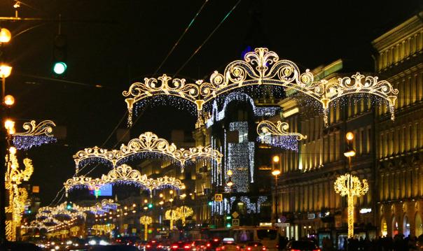 Новогодний Петербург c розыгрышем призов