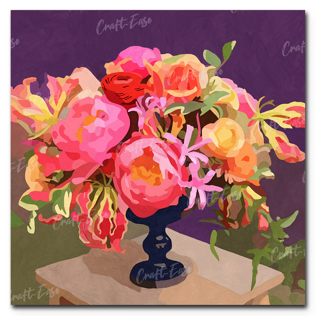 """""""Exotic Bouquet"""" by Marla Gill"""