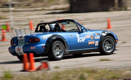 CANCELLED 2020 TSCC March Autocross