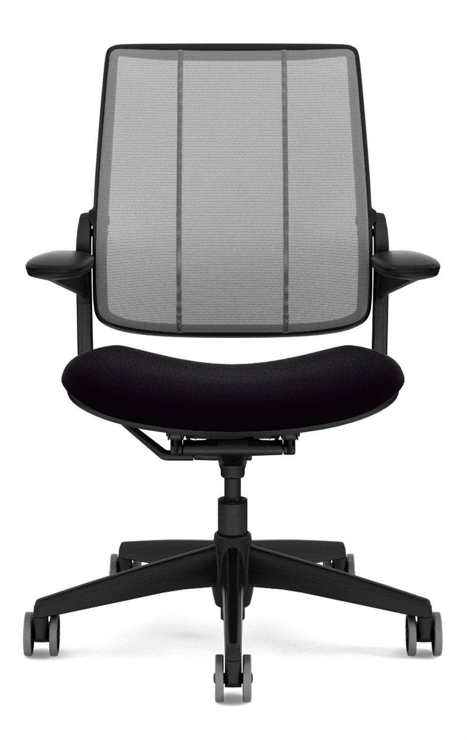 Steelcase Gesture Office Chair Vs Humanscale Diffrient Smart Office Chair Slant
