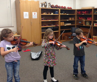 Picture for Youngsters Learn Violin