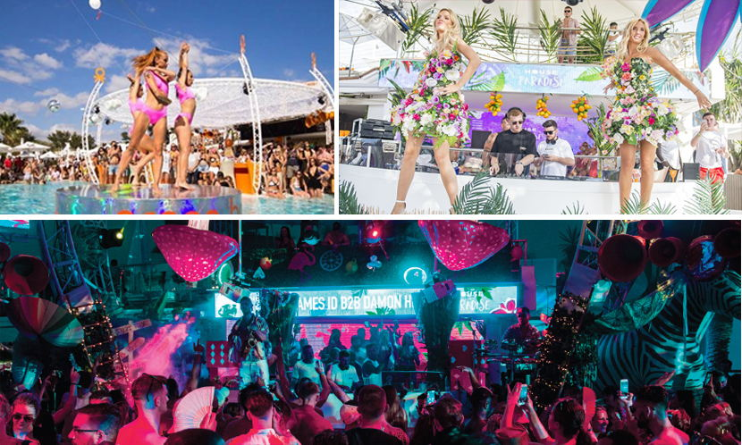 Tickets house in paradise 2020 o beach ibiza pool party