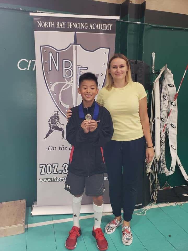 Coach Olga NBFA
