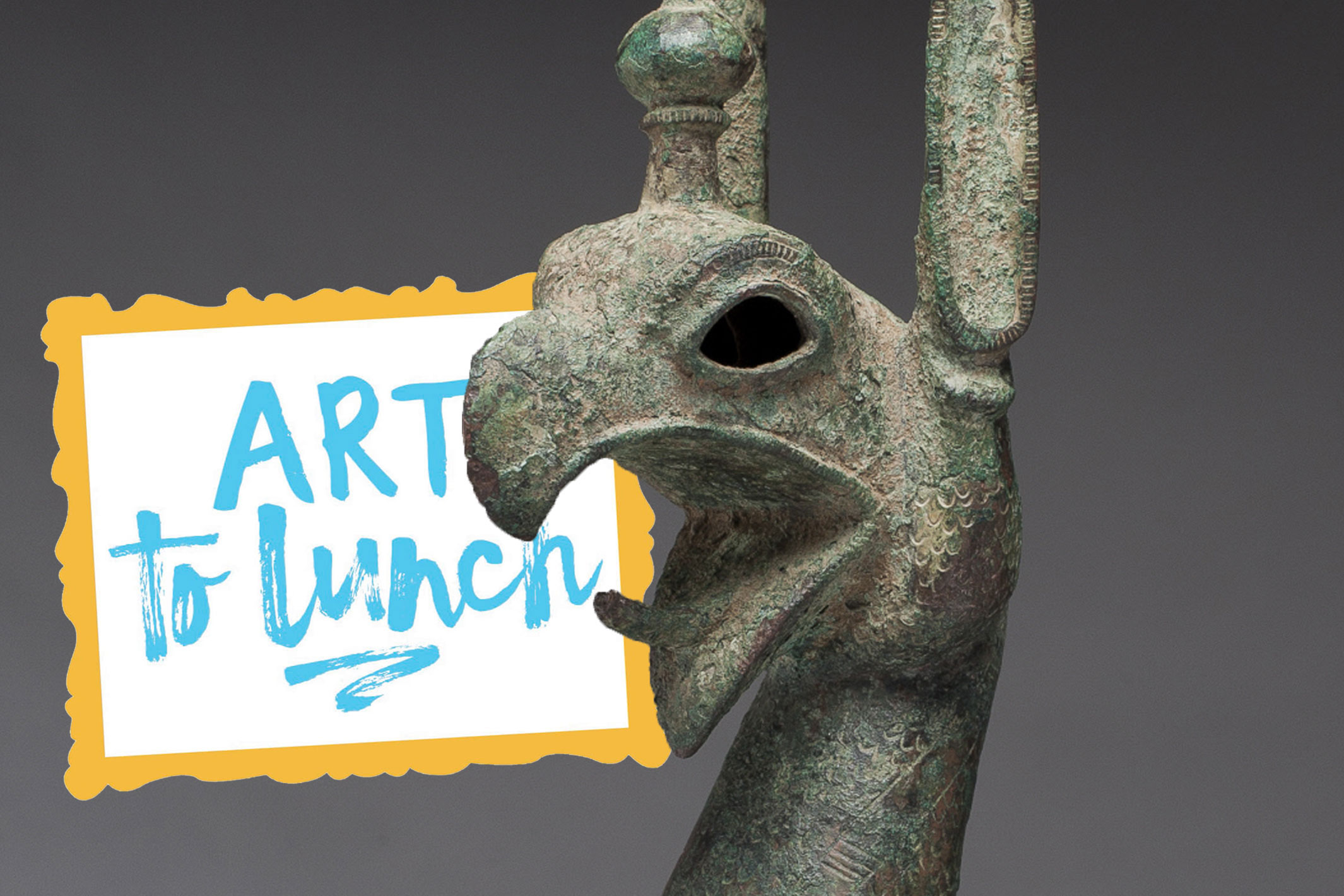Art to Lunch: Mythical Beasts