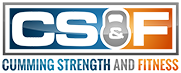 Cumming Strength and Fitness logo