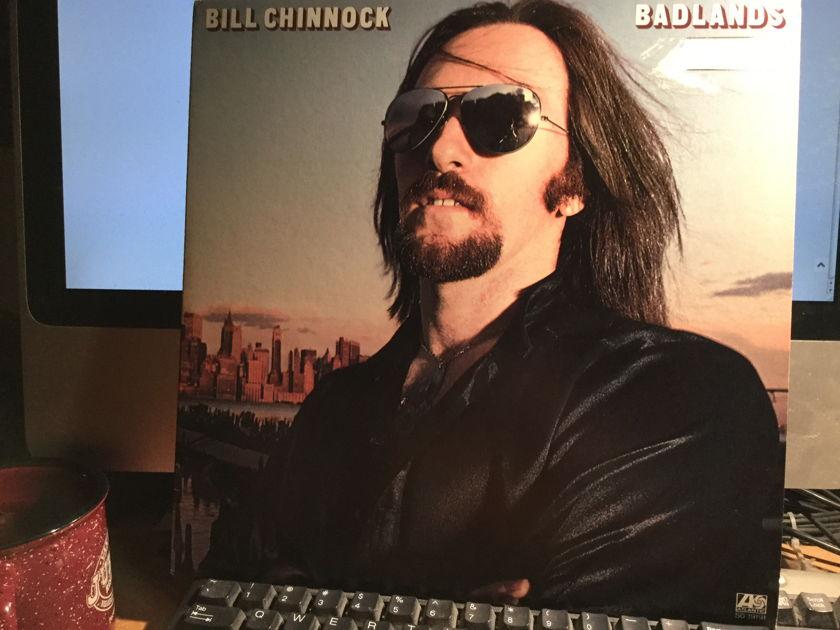 BILL CHINNOCK - BADLANDS