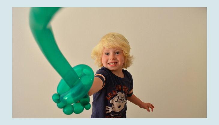 zauberin pippa pelina luftballonmodellage