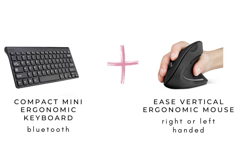 Ease Vertical Ergonomic Mouse