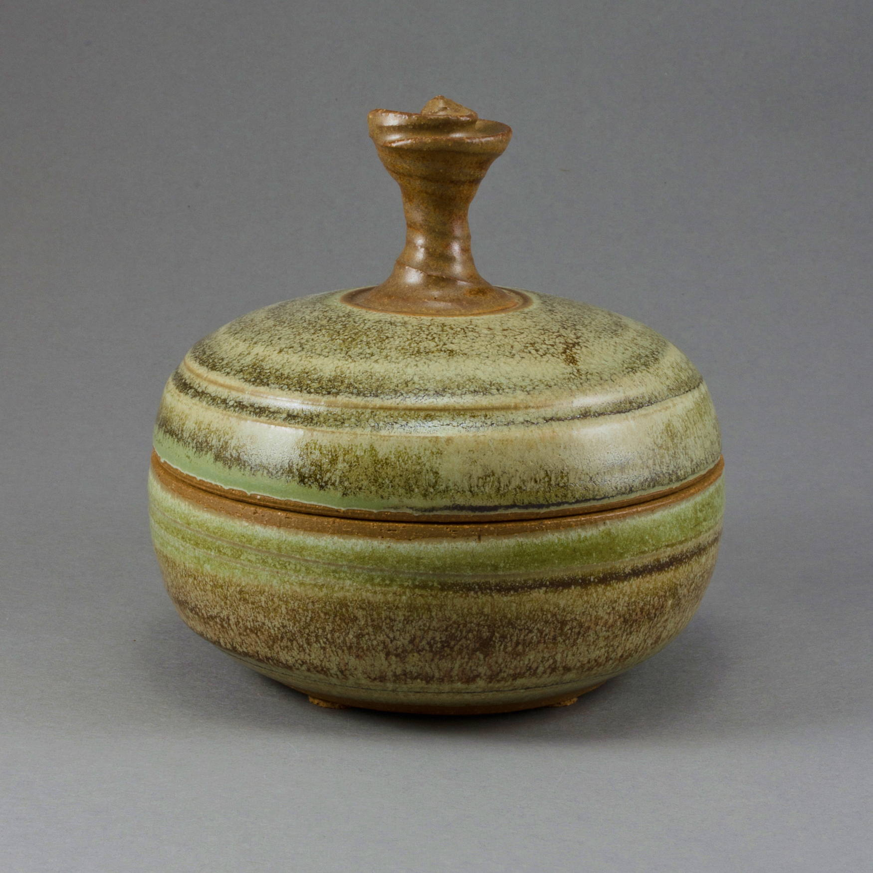 canisters stoneware pottery by david berg http