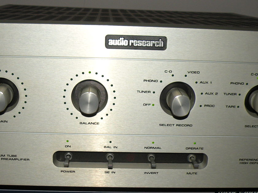 Audio Research Reference 2 MKII
