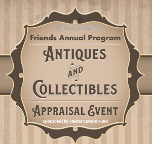 Image for Antiques Appraisal Event