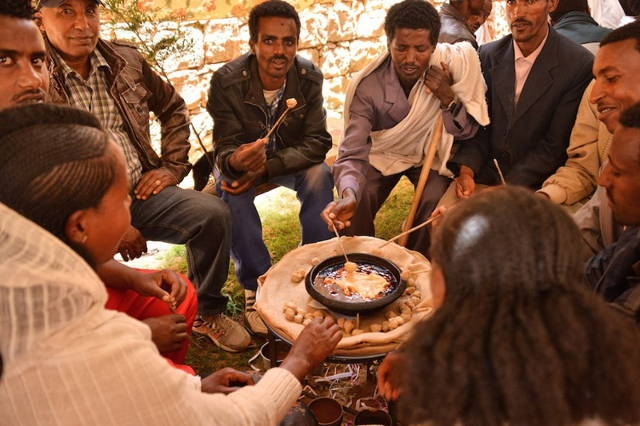 Ethiopian Food and Coffee Tour in Addis Ababa
