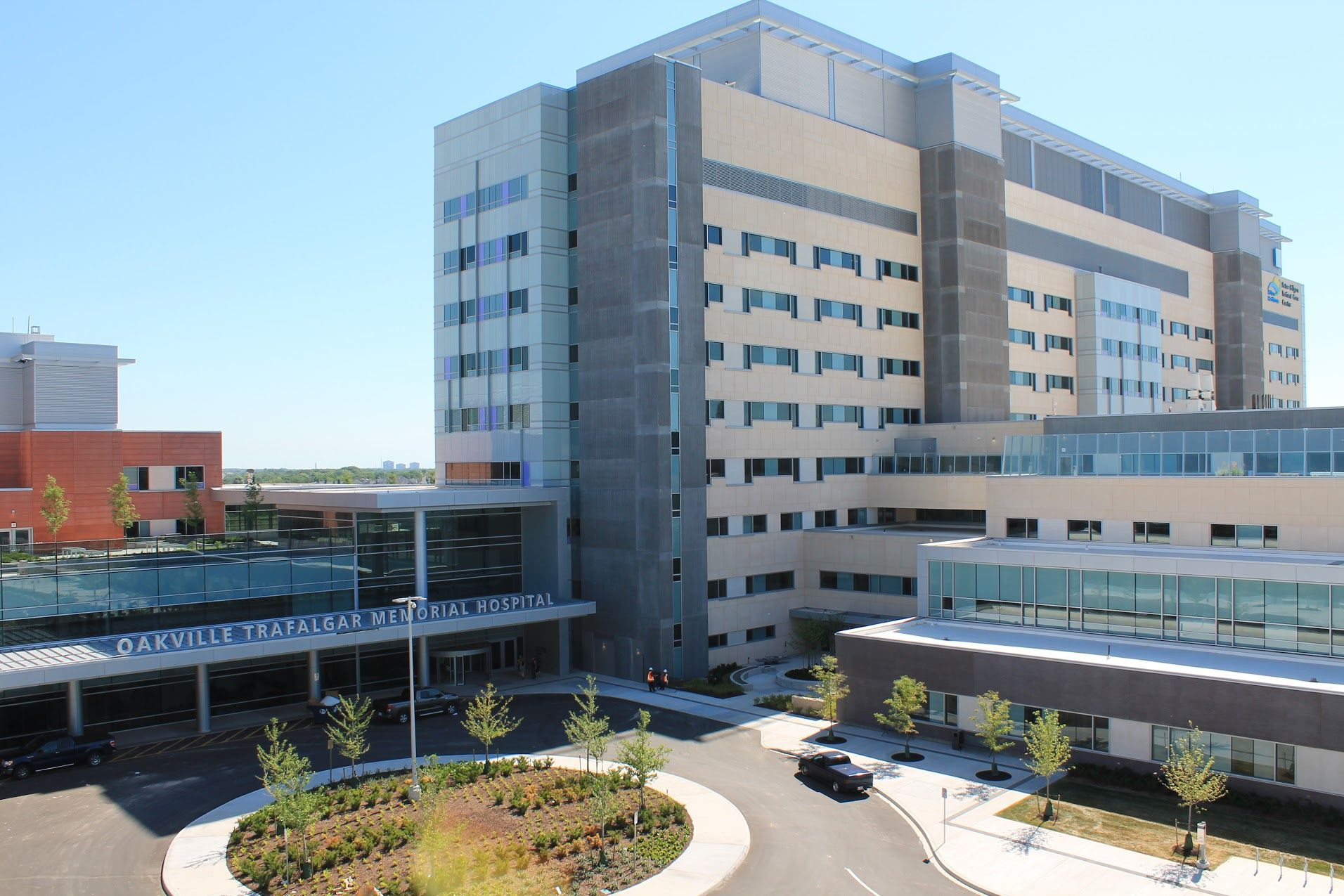 Aggregate producers contribute to the construction of Oakville's new $2.2-billion hospital