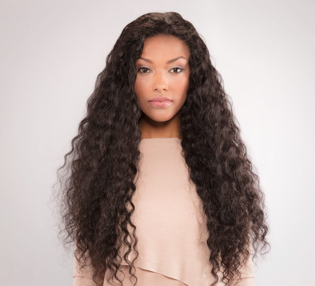 Brazilian Deep Wave Lace Front Wig  dcae56256acc