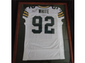 """""""Minister of Defense"""" Reggie White Autographed Jersey"""