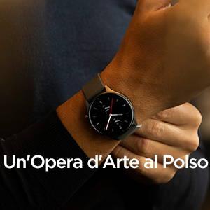 Amazfit GTR 2e - Un'Opera d'Arte al Polso.