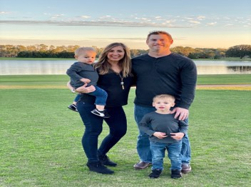 March Family of the Month