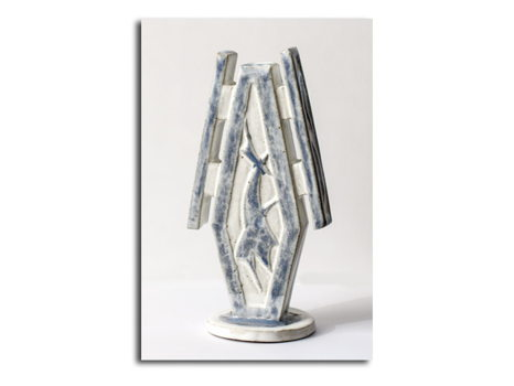 """""""Blue and White Small Vase"""""""