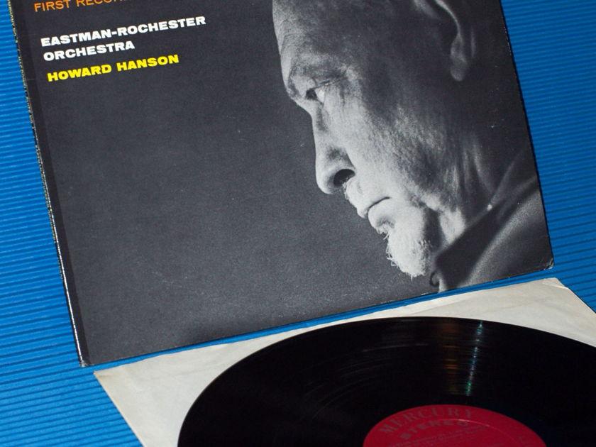 "HANSON / Hanson  - ""Symphony No. 3"" -  Mercury Living Presence 1964 Early Pressing"