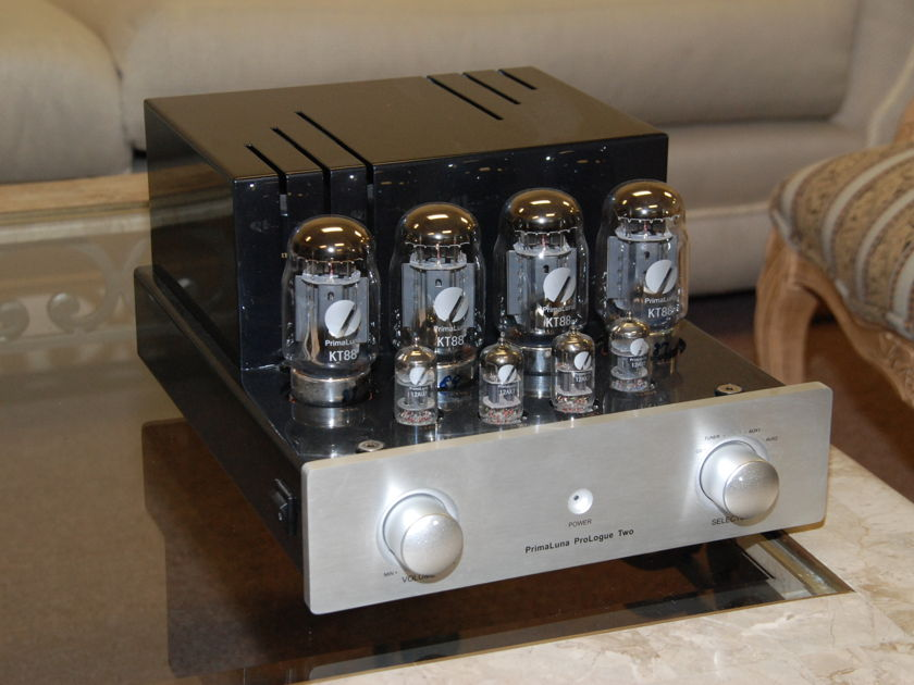PrimaLuna ProLogue Two Tube Integrated Amplifier