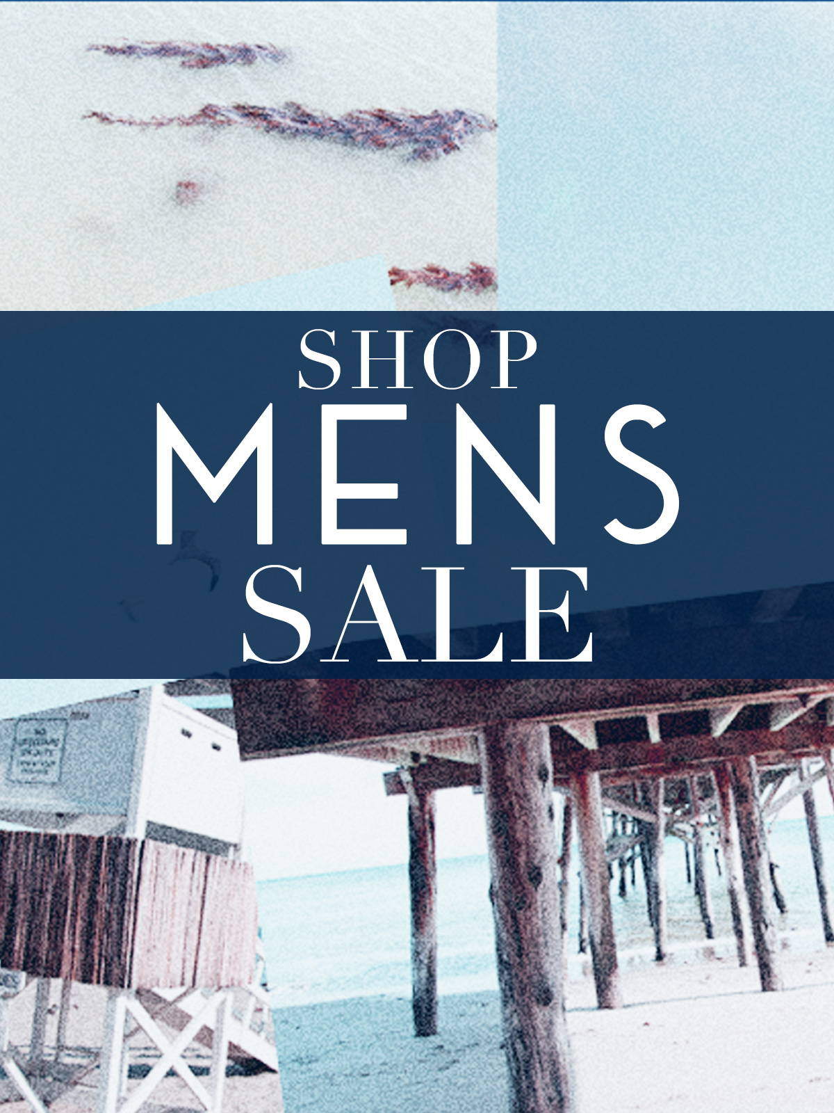 Shop the Mens 50% Off January Sale