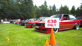 E30 Picnic Weekend 2017