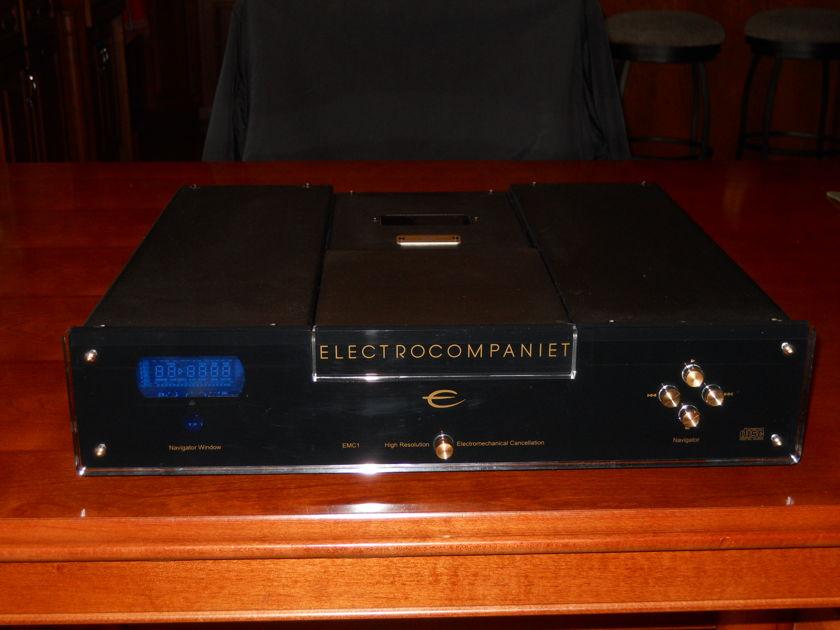 Electrocompaniet EMC 1 UP 24 Bit upsampler 192KHz DAC