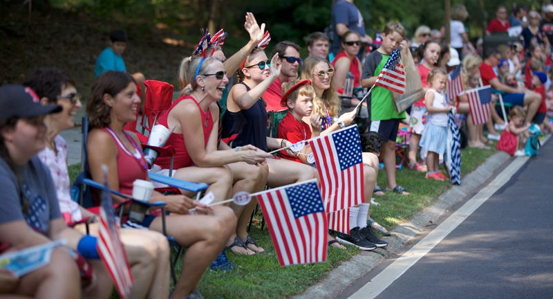Dunwoody 4th of July Parade