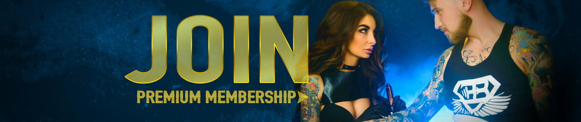 INTENZE Tattoo Ink Premium Membership Join Today