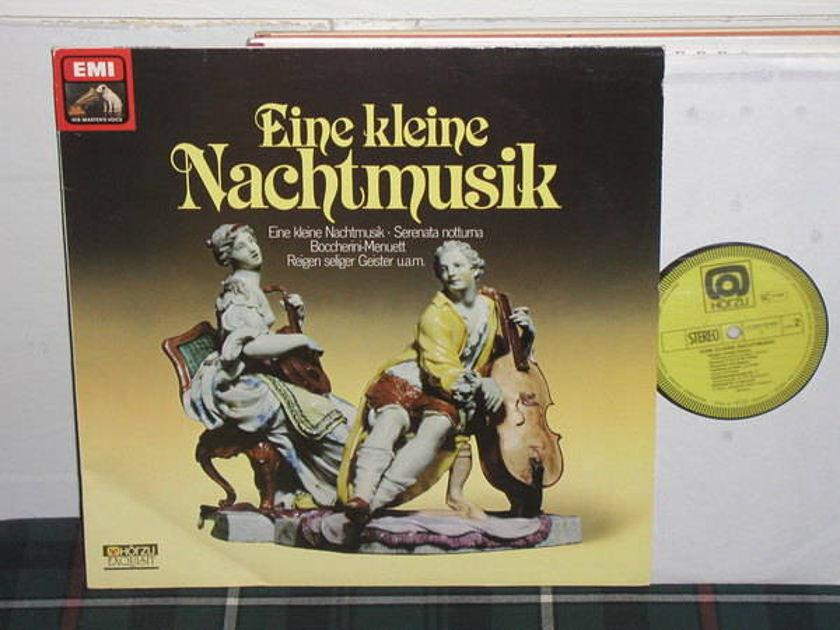 Auriacombe/Odcdt - Mozart/Boccherini EMI/Horzu german import LP