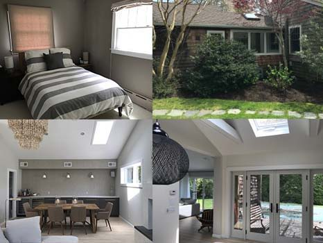 The Life! Weekend Stay at East Hampton 3 Bedroom Home