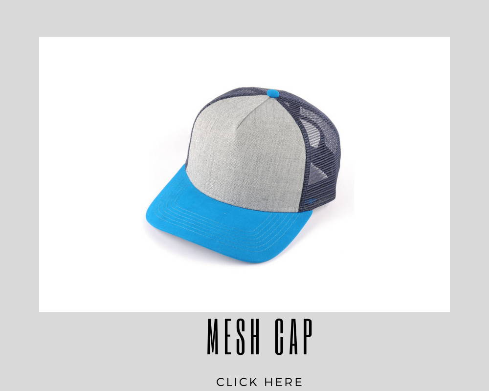Corporate Mesh Custom Caps
