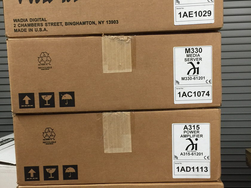 Wadia A340 Amplifier Mono Block. 1 pair for sale.